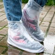Чехлы для обуви от дождя - водонепроницаемые бахилы LOSSO, размер (44/45) 3XL