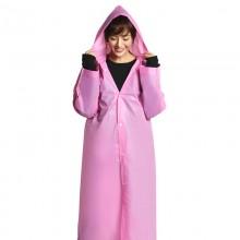 Дождевик женский. EVA (оригинал) - универсальный дорожный плащ от дождя - розовый
